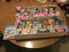 MY LITTLE PONY POWER PONIES & WONDERBOLTS 2 set 6 PACK 12 FIGURES RARE NEW