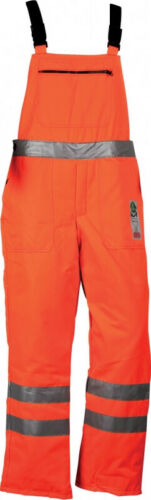 Protección de corte pantalones municipio Baquero warnschutzhose 48