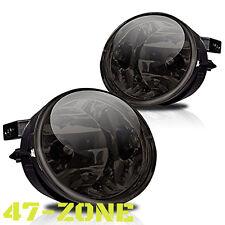 For Nissan 05-07 Armada 04-14 Titan Smoke Lens Bumper Replacment Fog Light Lamp