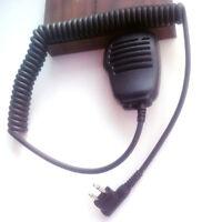 Speaker Microphone For Motorola Ecp100 Ep350 Ep450 Gp3188 Gp3688 Walkie Talkie