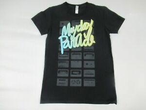 Mayday Parade Juniors Hold Onto Me Key Black Shirt New XS XL L