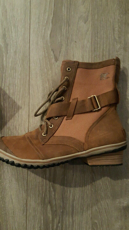 Sorel  Slimshortie Boot - Damenschuhe  Größe 12