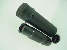 Asahi Pentax SMC 85-210mm F/4.5 Zoom Lens For Pentax K Mount - Clean Glass
