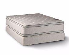 Princess Dream Plush Pillowtop (Eurotop King Size Mattress and Box Spring Set