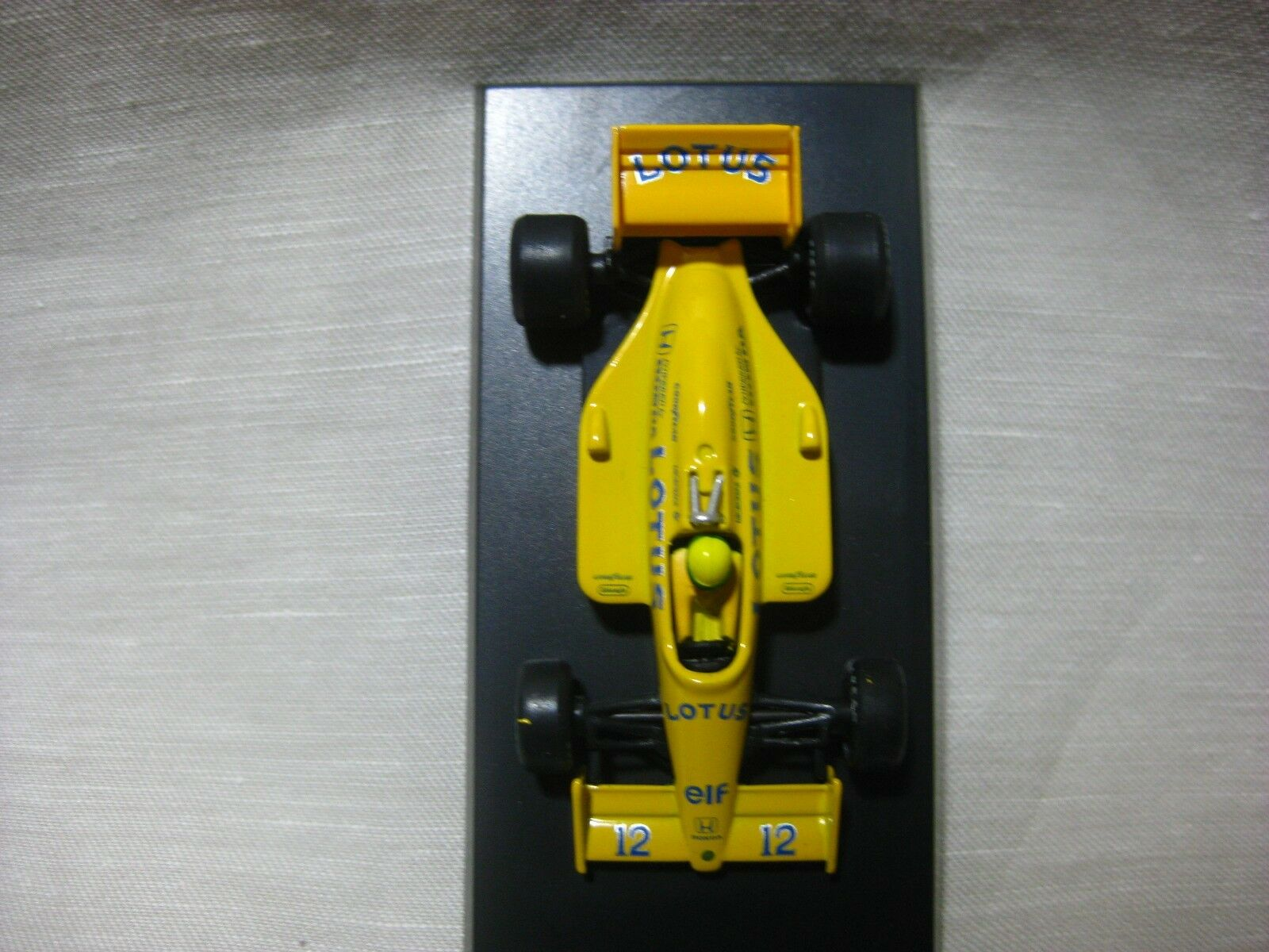 1 64 Kyosho Team Lotus 99T 99T 99T 1987 Honda Diecast Model Car 246f79