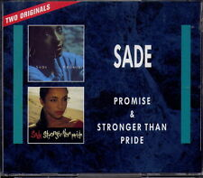 SADE - PROMISE & STRONGER THAN PRIDE (2 CDs)