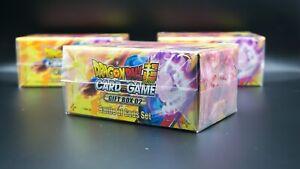 Dragon Ball Super Card Game ● Gift Box 02 ● Battle of Gods Set ● Neu & OVP ● EN