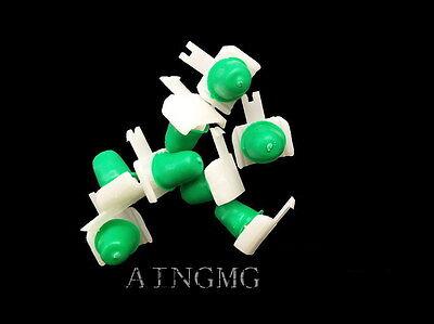 50 Moulding Clip Nylon Retainer With Rubber Grommet Fastener For VW 3B0-853-576