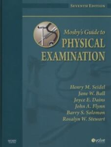Mosby Guide To Physical Examination 7th Edition Pdf