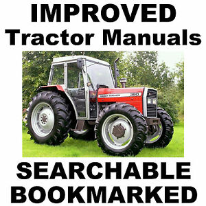 Coleccionismo Lotes De Cartas Qualified Massey Ferguson Mf355 365 383 393 396 398 399 Workshop Service Repair Manual