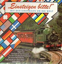 Einsteigen bitte - mit der Eisenbahn um die Welt Alpenoberkrainer, Fische.. [LP]