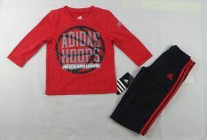 adidas-Baby-Boys-039-set-Training-set-size-12-18-months