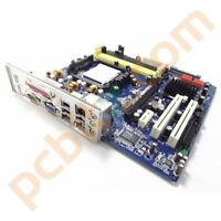 Pegatron/ASUS M2N-VM/S Rev 2.01 Socket AM2 Motherboard With BP