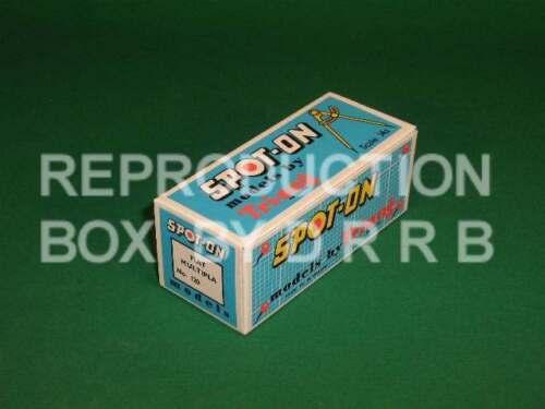 Spot-on #120 FIAT MULTIPLA-Caja de reproducción por drrb