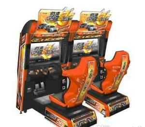 Details about New Arrival 2015 Racing Game Coin Operated Games Arcade  Machine store drive fun