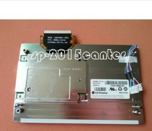 "LG 7/"" LCD Screen For Mercedes Benz  X204 C300 GLK Navigation   #sp"
