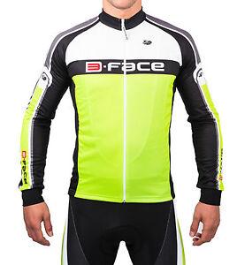 Maglia-manica-lunga-ciclismo-termica-traspirante-giacca-leggera-verde-autunno