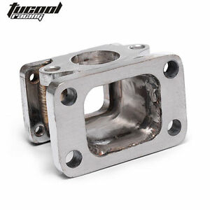 T25-T2-to-T3-EXHAUST-ADAPTER-FLANGE-EXTERNAL-WASTEGATE-FLANGE-38mm