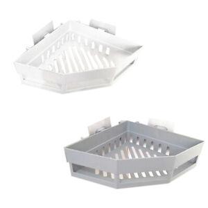 2-Pcs-Salle-de-Bains-ETageRes-D-039-Angle-Shampooing-Titulaire-Cuisine-Rack-de-B3J2
