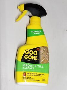 Goo Gone Grout Tile Cleaner 14 Oz Surface Safe 70048019463 Ebay