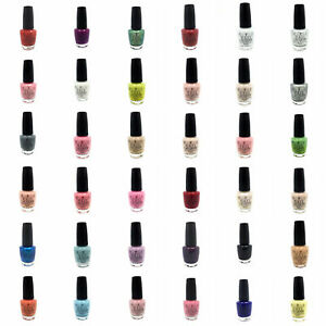 Opi Nail Polish 5 Fl Oz Full Size Lacquer Your Choice Of 80 Colors Ebay