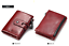 Men-Women-Genuine-Leather-Cowhide-Trifold-Wallet-Credit-Card-ID-Holder-Purse-New thumbnail 5