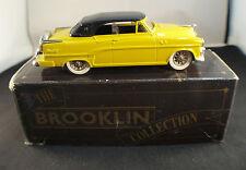 Brooklin◊ BRL.30 1954 Dodge Royal 500 Convertible ◊1/43◊ en boîte / boxed ◊