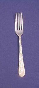 Alvin-Sterling-Silver-BRIDAL-BOUQUET-1932-Dinner-Fork-7-1-4-034-No-Mono
