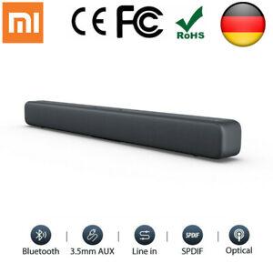 Xiaomi TV Sound Speaker Bluetooth Subwoofer Drahtlose 3,5mm Audio Lautsprecher