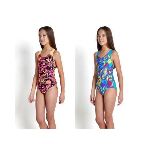 Speedo Badeanzug Schwimmanzug Mädchen