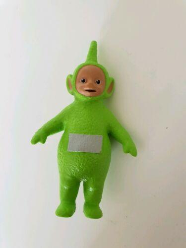 "Teletubbies Dipsy Green Cake Topper PVC Figure 4/"" tall"