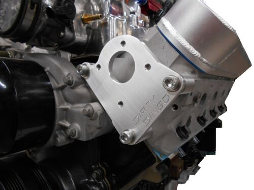 Dirty Dingo LS Close Fit Power Steering Low Mount Alternator Combo Kit LS Truck