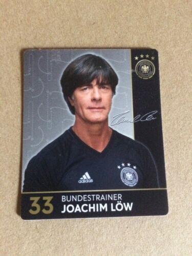 Rewe DFB Sammelkarte 2018 #33 Joachim Löw