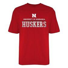 ($25) Nebraska Huskers ncaa Jersey T-Shirt Tee Adult Men/Mens/Men'S (s-small)