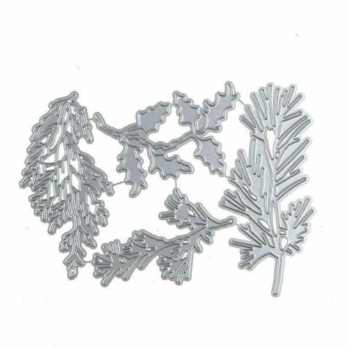 Craft Card Metal Tree Stencil Cutting Die Paper Embossing Album Scrapbook Branch