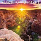 2017 Sunrise Sunset Wall Calendar by Willow Creek Press