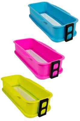 Backbleche & -formen Objective Glas Boden Silikon Kuchenform Entfernbarer Boden Brotkasten