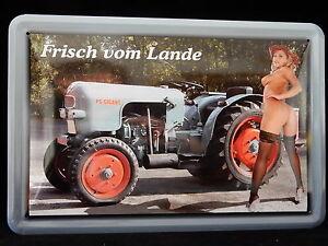 oldtimer traktor eicher schmalspur trecker bulldog. Black Bedroom Furniture Sets. Home Design Ideas