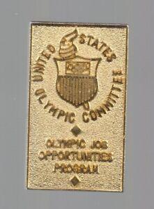 United States Olympic Committee Job Opportunities Program Usoc Ebay