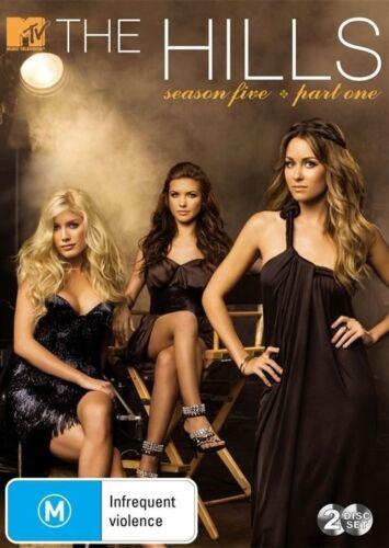 1 of 1 - The Hills : Season 5 : Part 1 (DVD, 2010)