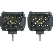 1Pair 4D 36W 4inch Car / bike Led fog lights Projector fish eye lenses Spot Beam