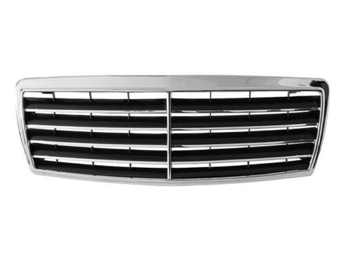 MERCEDES-BENZ W202 202 Classe C Avantgarde 93-01 FRONT GRILL CALANDRE chrome * Nouveau