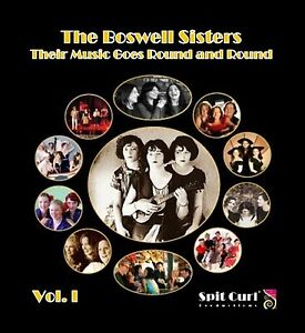 The-Boswell-Sisters-by-Modern-Jazz-Artists-CD-Album-w-Vet-Boswell-a-cappella
