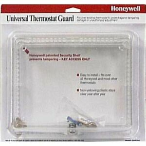Honeywell-CG512A1009-Large-Thermostat-Guard-with-Inner-Shelf-to-Prevent-Tamperin