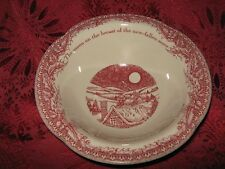 item 1 JOHNSON BROTHERS - TWAS THE NIGHT BEFORE CHRISTMAS CEREAL BOWLS - SET OF 4 - NEW -JOHNSON BROTHERS - TWAS THE NIGHT BEFORE CHRISTMAS CEREAL BOWLS ... & Johnson Brothers Twas The Night Before Christmas Dinnerware 20-pc ...