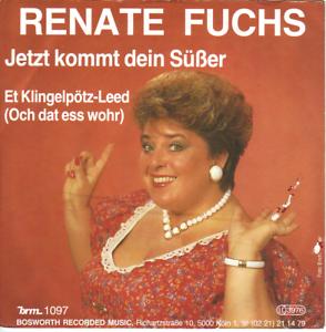 """""""7"""" - RENATE FUCHS - Jetzt kommt dein Süßer - Zwettl, Österreich - Vorwort Sollten Sie mit einem erhaltenen Artikel nicht zufrieden sein, wenden Sie sich bitte zunächst per E-Mail an mich. Bei berechtigten Mängeln etc. bin ich natürlich gerne bereit eine für Sie zufriedenstellende Lösung anzust - Zwettl, Österreich"""