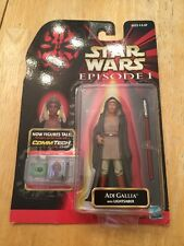 "Star Wars: Adi Gallia Episode I The Phantom Menace 3.75"" Action Figure 1999"