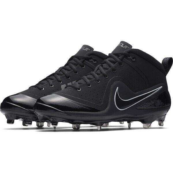 Nike Zoom trucha 4 caballeros metal béisbol zapatillas 917837-003 MSRP nwob