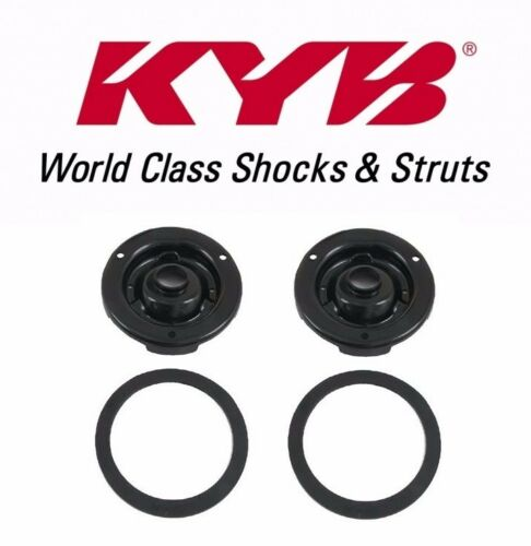 2 Front Upper Coil Spring Seats KYB SM5485 For Lexus RX300 Toyota Camry Sienna
