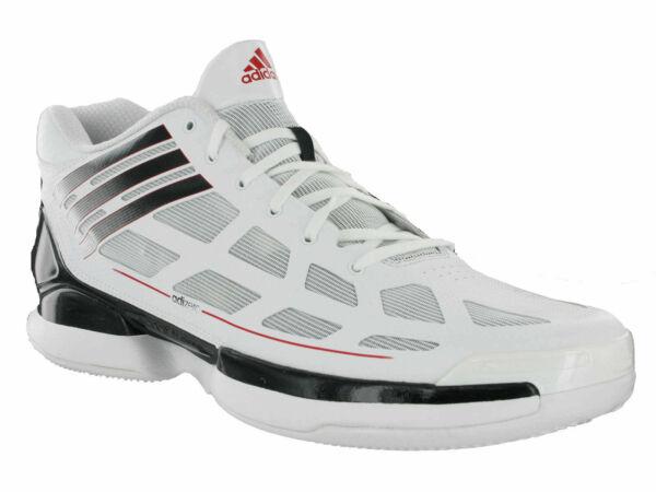 Adidas Adizero Crazy Luce Da Basket Sport Fitness Ginnastica Stivali Hi-top A Tutti I Costi